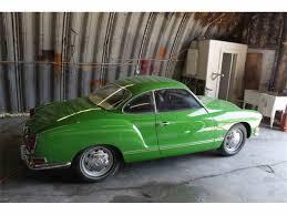 karmann ghia green 1971 volkswagen karmann ghia for sale classiccars com cc 931028