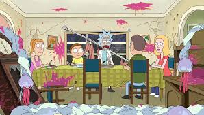 image s2e4 dinner png rick and morty wiki fandom powered by