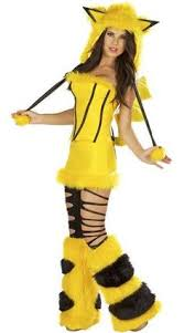 Warm Womens Halloween Costumes Boy Pikachu Costume Halloween Costume Kids Cosplay Pokemon