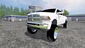 Dodge Ram Truck 2015 - dodge ram 3500 2015 crew cab for farming simulator 2015