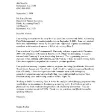 sample of cover letter for accounting job file info cover letter for accounting job no experience file jobs