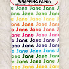 personalized gift wrapping paper best vintage gift wrapping paper products on wanelo