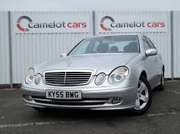 used mercedes benz e class avantgarde 2005 cars for sale motors