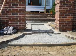 Cobblestone Ideas by How To Install A Cobblestone Walkway How Tos Diy