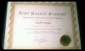 makeup artistry certification program certificate in makeup artistry mugeek vidalondon