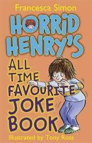 Horrid Henry U0027s Favourite Joke Book Francesca Simon