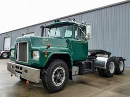 model semi trucks old r model mack show truck cincinnati chapter of the amer u2026 flickr