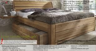 Schlafzimmer Betten Komforth E Dänische Betten Mit Schubladen Aus Massivholz Von Tjoernbo