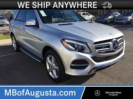 mercedes of augusta pre owned 2017 mercedes gle gle 350 suv in augusta