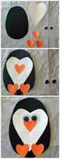 best 25 penguin craft ideas on pinterest footprint baby feet