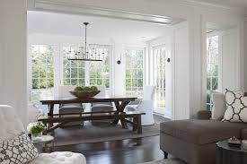 The Best Windows Inspiration Dining Room Windows Design Inspiration Photos Of Traditional
