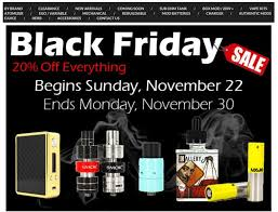 black friday coupon codes vapenw black friday sale 20 off discounts and deals e liquid
