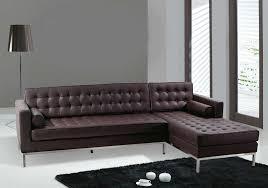 modern contemporary leather sofa living room all contemporary design