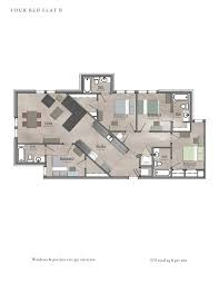 great floorplans of apartments in flagstaff fremont station