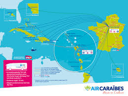 air caraibes reservation siege carte des destinations aircaraibes com