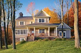 Farm Style House by Farmhouse Style House Plan 3 Beds 2 50 Baths 2183 Sq Ft Plan 23 293