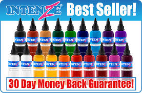 intenze tattoo ink intenze tattoo inks