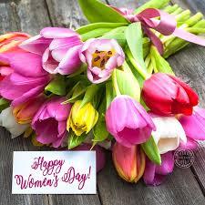 flowers international international women s day card beautiful flowers card 285