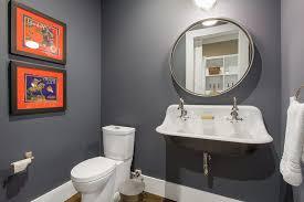 Powder Room Towels - farmhouse powder room ideas powder room farmhouse with modern