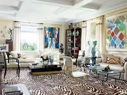 New Interior Designers by Interior Designer Richard Mishaan U0027s Art Filled Residence In New