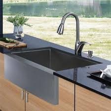 Single Kitchen Faucet Kitchen Faucet One With Sprayer Kitchen Single