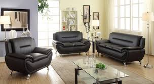 Living Room Sets Walmart Black Faux Leather Living Room Set Therobotechpage
