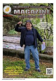 Armchair Treasure Hunt Books The Armchair Treasure Hunt Club Newsletters 2016