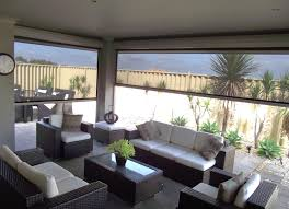 Track Guided Outdoor Blinds Outdoor Blinds Perth Cafe Blinds Perth Patio Blinds Perth