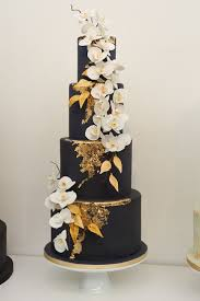 wedding cakes rose gold wedding cake decorations gold wedding