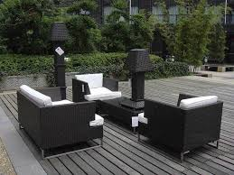 Aluminum Patio Furniture Set - patio furniture retro style patio cast aluminum outdoor