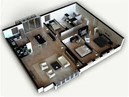 3d Floor Plans Free 3d Floor Plans Roomsketcher