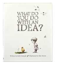 what do you do with an idea by kobi yamada mae besom