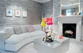 inside christian dior u0027s very opulent mayfair store with silk