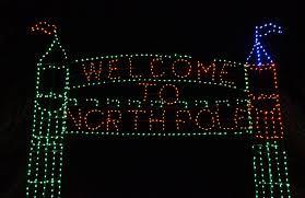 Light Show Spectacular Christmas Light Show At Skylands Stadium