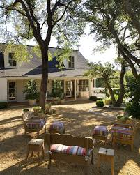 Gravel Landscaping Ideas Gravel Landscape Design Patio Farmhouse With Potted Plants Outdoor