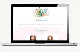 free wedding websites with free wedding websites with offbeat templates