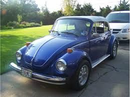 1976 volkswagen convertible super beetle for sale classiccars