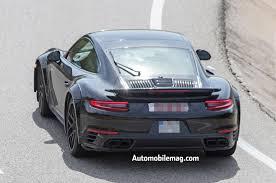 pictures of porsche 911 generation porsche 911 turbo spied automobile magazine