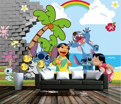 custom photo silk3d wallpaper for walls 3 d living rm game room tv