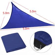 Canopy Triangle Sun Shade by Ipree 3 6x3 6x3 6m 5x5x5m Sun Shade Sail Anti Uv Outdoor Patio