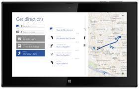 Nokia Maps Nokia U0027s Lumia 2520 10 1