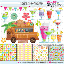 drink clipart drink graphics commercial use kawaii clipart