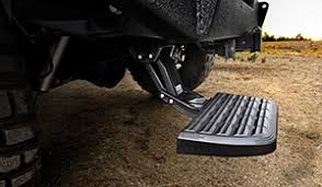Truck Bed Steps Bedstep2 Truck Bed Steps By Amp Research Bedstep2 Extendable Steps