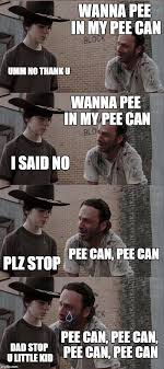 Ummm No Meme - rick and carl long meme imgflip