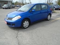 grey nissan versa hatchback 2009 nissan versa hatchback blue 8 bob currie auto sales