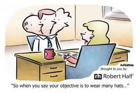 the 25 worst resume objective statements robert half