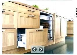 facade cuisine chene brut facade cuisine chene brut faaade meuble cuisine facade meuble