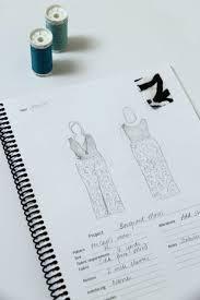 a complete guide to fashion sketchbooks seamwork magazine