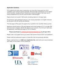 Machiavelli Center for Cold War Studies     CIMA