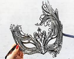 masquerade dress etsy